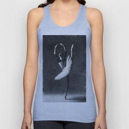 Dancing alone ... Unisex Tank Top