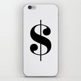 Ca$h iPhone Skin