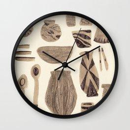 Dinnerware for Entertaining, 1958 Wall Clock