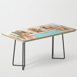 Turkish Holiday #painting #travel Coffee Table