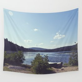 rivers and roads Wall Tapestry