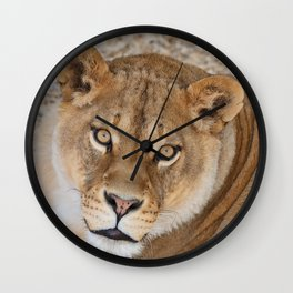 """SEE? WE'RE EXACTLY THE SAME"" Wall Clock"