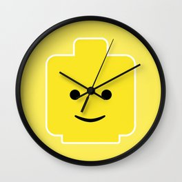 Toy Maniac! Wall Clock