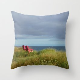 Imagine me and you Throw Pillow