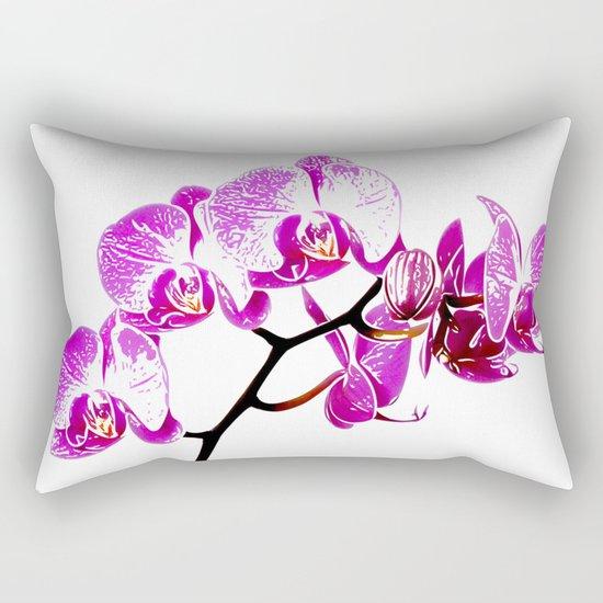 Orchidea Rectangular Pillow