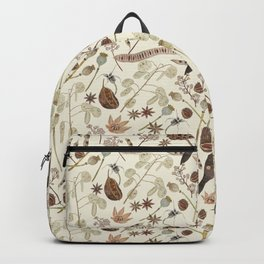 Seed Pods Backpack