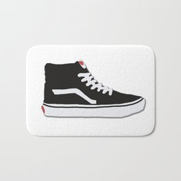Vans Sk8-Hi High Top Sneaker Bath Mat