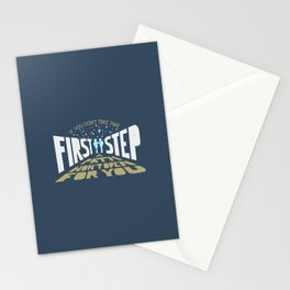 February Eighteen Stationery Cards
