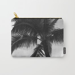 Classic Vintage Tropical Palm Tree Carry-All Pouch
