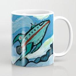 Starry Flight Coffee Mug