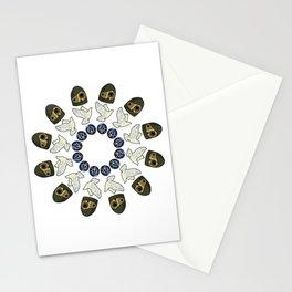 LAPUTA MANDALA Stationery Cards