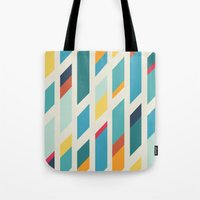 quilt Tote Bags featuring Quilt by Evan Hinze