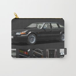 Rover Vitesse 1986 Black Carry-All Pouch
