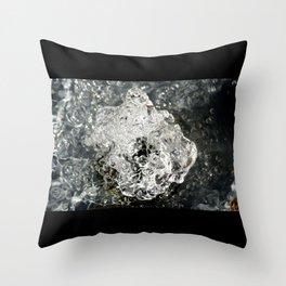 Water #1 Throw Pillow