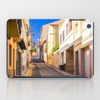 spain iPad Cases featuring Spain by Nskey