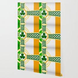 Celtic Irish Flag Wallpaper