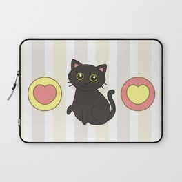 Stitch the Fat(ass) Cat Laptop Sleeve