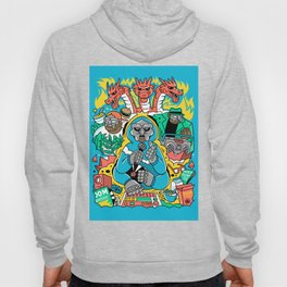 MF DOOM & Friends Hoody