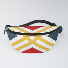 Nautical geometry 3 Fanny Pack