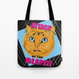 Attack of the Blep Tote Bag