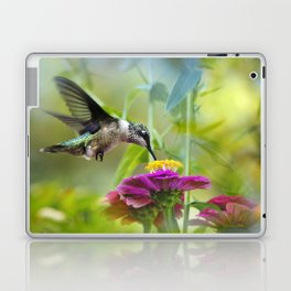 Sweet Hummingbird Laptop & iPad Skin