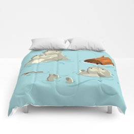 loutres Comforters