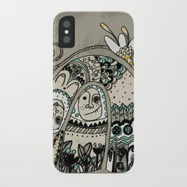 love king! iPhone Case