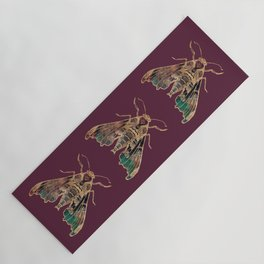 Sphinx Moth Yoga Mat