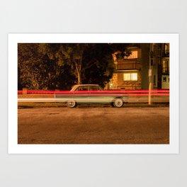 Another Classic Car Art Print