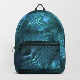Juju Blue Backpack
