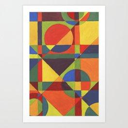 Intdes Art Print