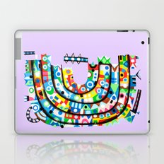 The steamer Laptop & iPad Skin