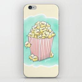 Buck-Corn Chicken iPhone Skin