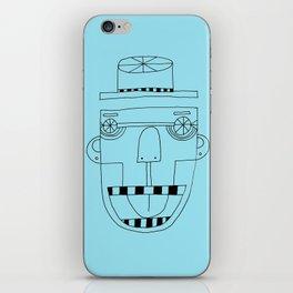 Funky Monkey iPhone Skin