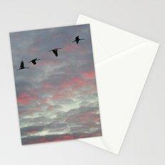 Sunrise Express Stationery Cards