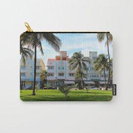 Retro Miami Carry-All Pouch