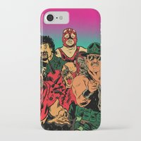old school iPhone & iPod Cases featuring OLD SCHOOL by alexis ziritt