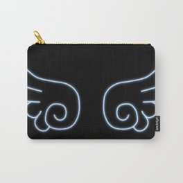Chibi Angel Wings Carry-All Pouch