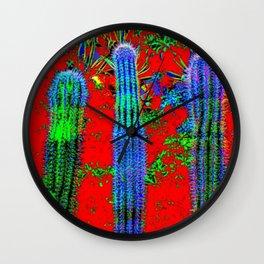 CACTES Wall Clock
