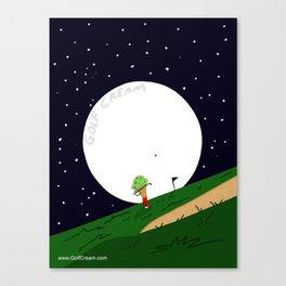 #15 Canvas Print