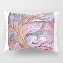 Do You Dream of Stars Pillow Sham