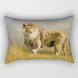 Serengeti King Rectangular Pillow