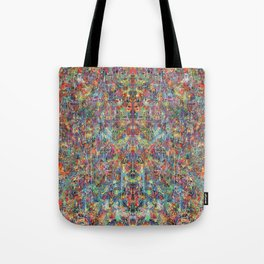 Acid Rain Tote Bag