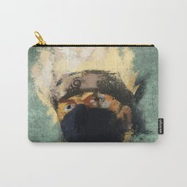 Grunge Copy Ninja Carry-All Pouch