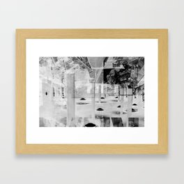 Urban Series 3-1  Framed Art Print