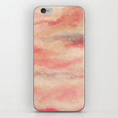Red sky at night iPhone & iPod Skin