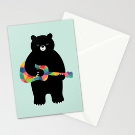 Happy Song Stationery Cards