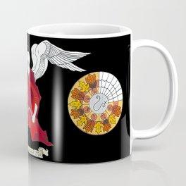 The Annunciation of Fall Coffee Mug