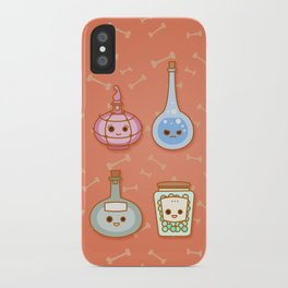 magic potions iPhone Case