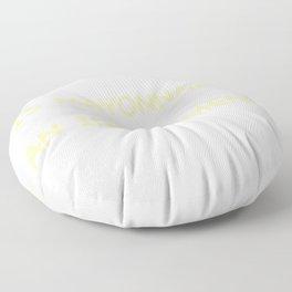 Is Mayonnaise An Instrument?  Floor Pillow